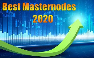 Best Masternodes for 2020